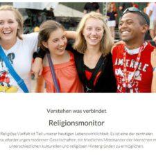Bertelsmann Stiftung Religionsmonitor Studie 2017