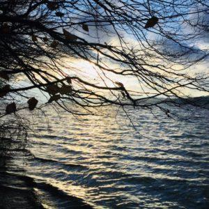 Starnberger See Ambach Abendstimmung
